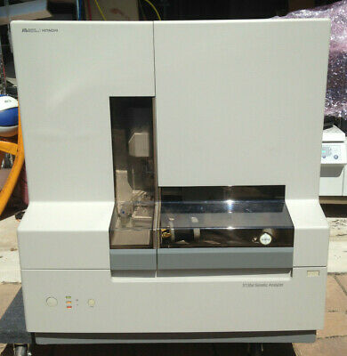 Hitachi Applied Biosystems Abi Prism 3130xl Genetic Analyzer 16 Capillary
