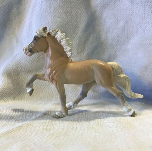 Breyer Stablemates CM Custom Icelandic Horse