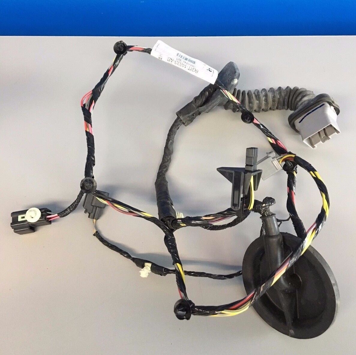 Wiring Harness For Sale : Used  mercury montego left rear lr door wire