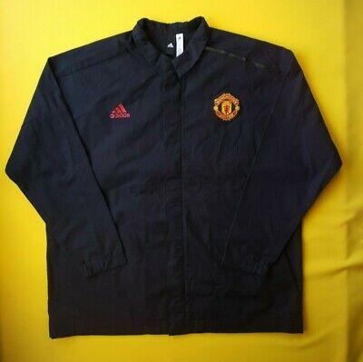 3989da3452f7 5/5 Manchester United Z.N.E. Jacket 2XL CE6509 soccer football Adidas ig93