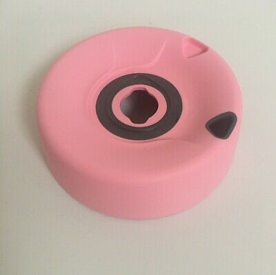 GENUINE BRAND NEW KEEPCUP LID - PEONY PINK  BPA FREE INTERCHANGEABLE ON ALL CUPS