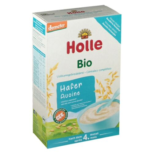 Holle ORGANIC Hafer cereal porridge  250g-from 4th month FREE SHIPPING