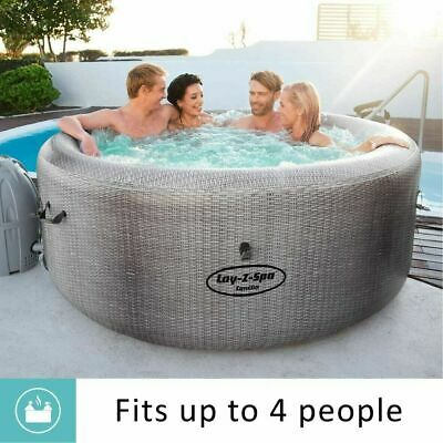 Lay-Z-Spa Cancun AirJet 4 Person Hot Tub *IMMEDIATE DISPATCH*
