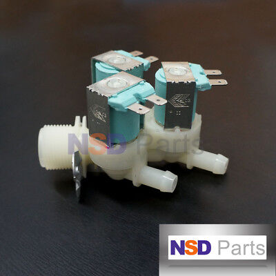 Water Valve Lg Kenmore Sears Washer 5221Er1003a Ap5986564 Ps11728995 5220Fr2075l