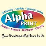 alpha-print