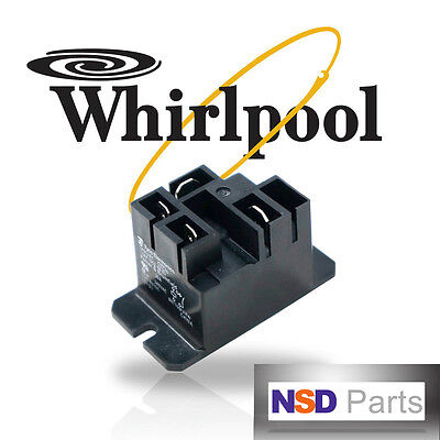 (BRAND NEW GENUINE OEM DRYER RELAY FOR Whirlpool, Kenmore 3405281 FREE SHIPPING)