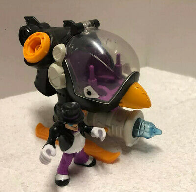 Imaginext Penguin And Helicopter (Batman)