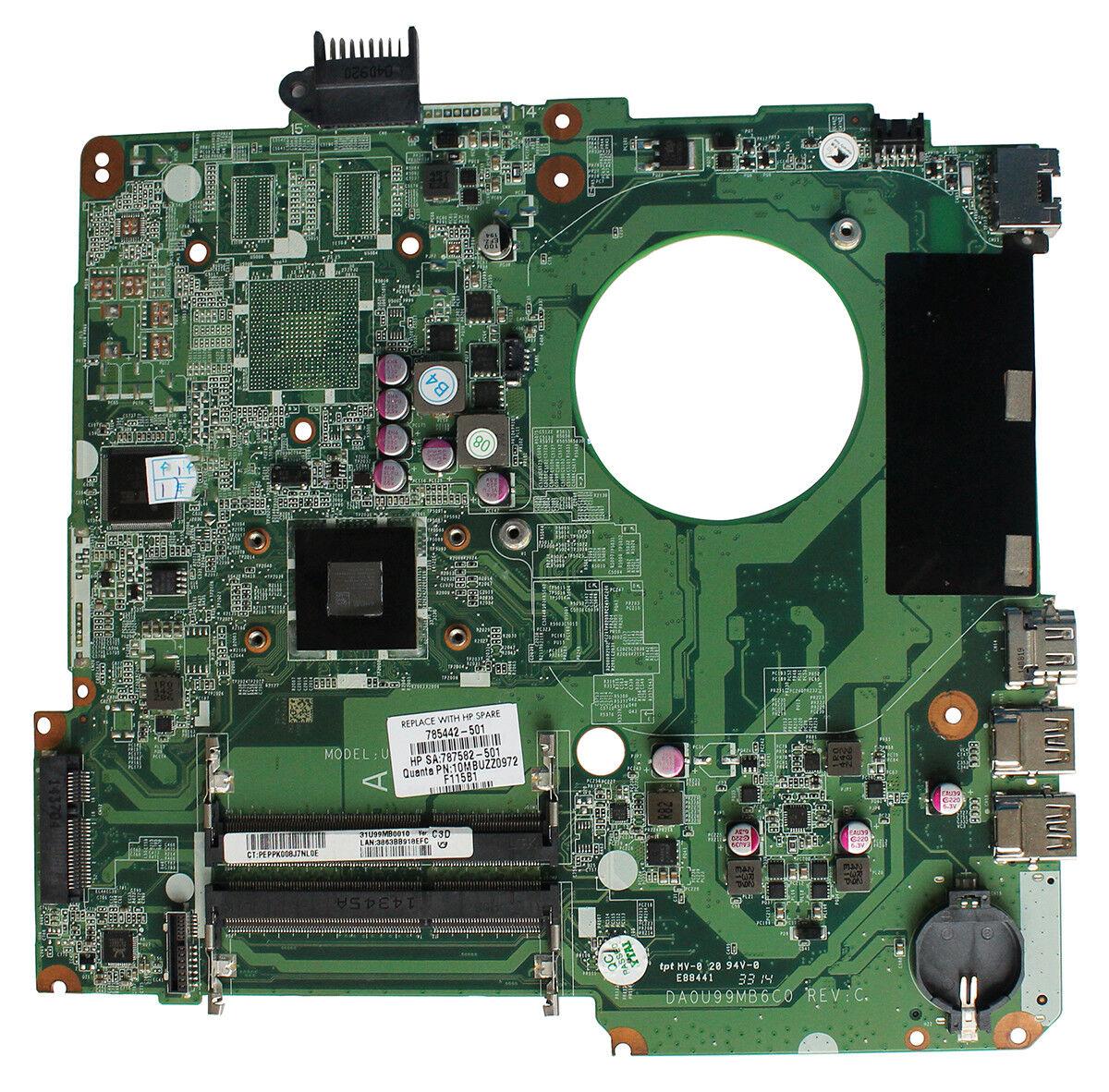 Lenovo AIO C40-05 motherboard CPU A6-7310DDR3 5B20H41658 CFTB3S1 6050A2665601