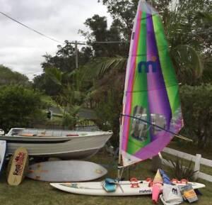 Mistral sail board / surfboard / skim board