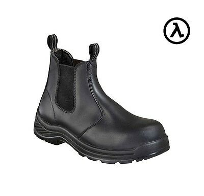 THOROGOOD UNIFORM QUICK RELEASE NON METALLIC STATION BOOTS 834-6034 - ALL SIZES ()