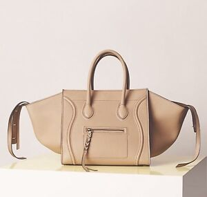Celine Phantom Bag with tags attached