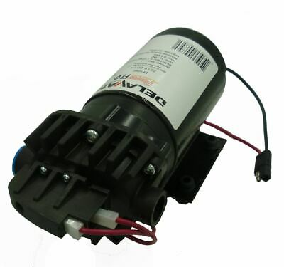 Delavan I-series 7812-201-sbi Diaphragm Pump 12 V 60 Psi 2.1 Gpm