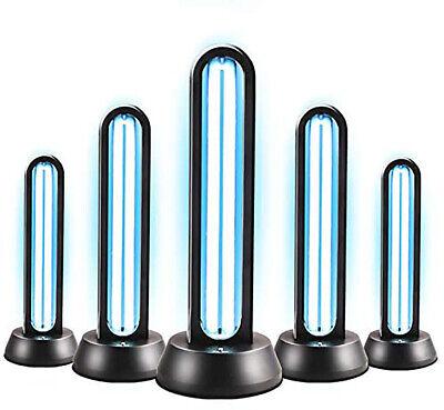 Germicidal Ultraviolet Ozone Sterilizing Uv-c Lamp Sterilizer Remote Light Bulb