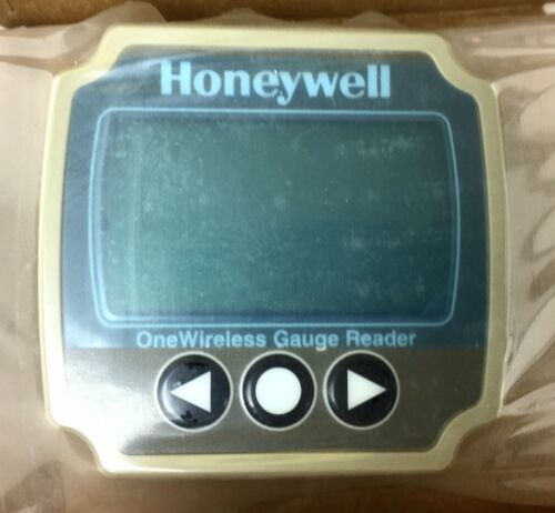 Honeywell WGR400-01 Wireless Gauge Reader New in Box!