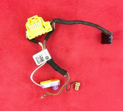 Genuine OEM VW steering wheel harness cable 3C8971584F.  Passat, T5.1 etc.  19B2