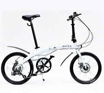 Aluminio Bicicleta Plegable 20