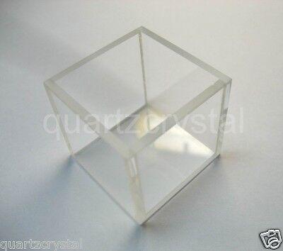 Customized Glass Fluorescence Cuvettelarge Cuvette 20mm Volume 6.0ml Cell