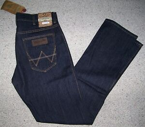 WRANGLER-jeans-VEGAS-Skinny-Stretch-BLU-Gamba-stretta-Tg-W30-36-L34