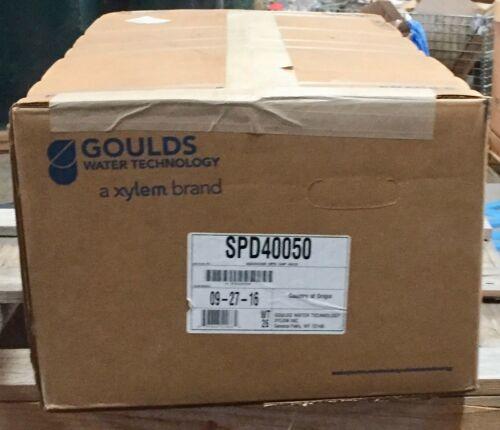 XYLEM GOULDS AQUAVAR SPD SINGLE PUMP DRIVE VARIABLE SPEED CONTROLLER 5 HP 460 V