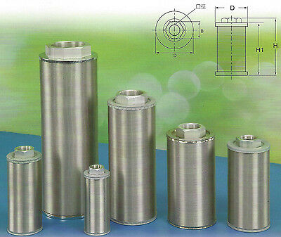 Hydraulic Suction Line Filters N Type Sfn-08 1 Pt