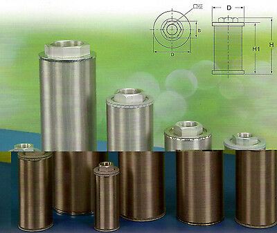 Hydraulic Suction Line Filters N Type Sfn-24 3 Pt