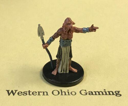 Star Wars Miniatures Quarren Isolationist #30/40 NO CARD USED SWM The Clone Wars