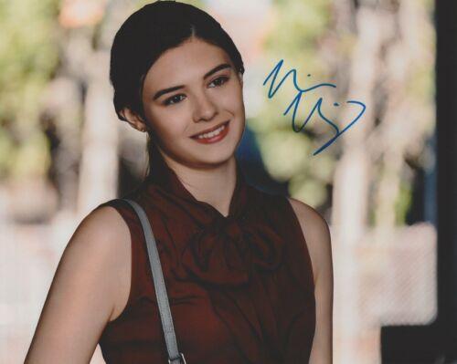 Nicole Maines Supergirl Autographed Signed 8x10 Photo COA BA19