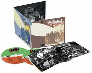 LED-ZEPPELIN-II-REMASTERED-2014-DELUXE-EDITION-2-CD-DIGIPAK-NEW