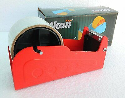 Commercial Desktop 2 Inch Packing Tape Dispenser Heavy Duty Warehouse Shipping..