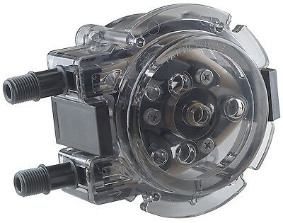 Santoprene Pump Tubing - Stenner Pump Parts QP253-1 Head Complete Select Santoprene Chemical Tube