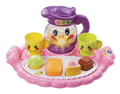 Baby Girl Toy Party Playset Learning Toddler Music Vtech Educational Kitchen New