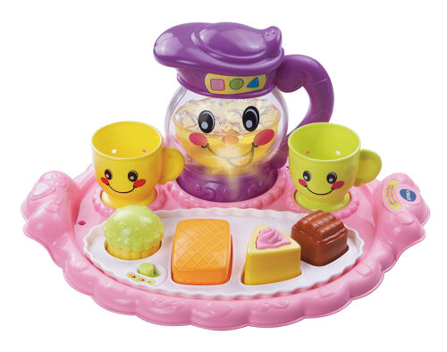 Baby Girl Toy Party Playset Learning Toddler Music Vtech Edu