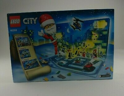 Lego City Advent Calendar (60268) 24 Surprises To Build