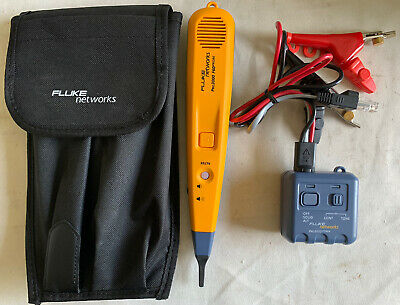 Fluke Networks Pro3000f60-kit Pro3000f Probe Perp With 60hz Filter Tone