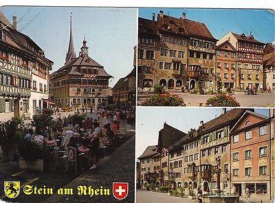 Stein am Rhein  ,  Ansichtskarte