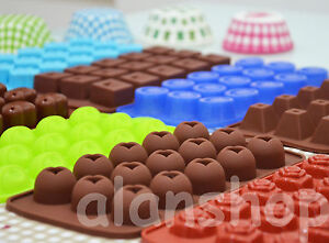 Silicone-Soap-Ice-Chocolate-Cake-Candle-Jelly-Pudding-15-cavity-hole-Mold