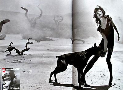 PETER LINDBERGH Stern-Fotografie Portfolio Nr.47,nummer, gut  erhalten!
