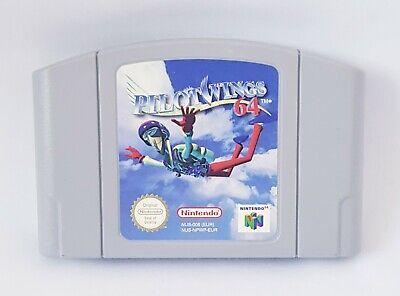 Pilot Wings Pilotwings 64 For Nintendo 64 N64 1997 Cartridge Only