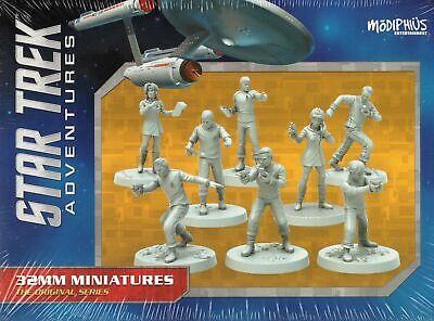 Star Trek Adventures - The Original Series - 32mm Miniatures - NEW Modiphius
