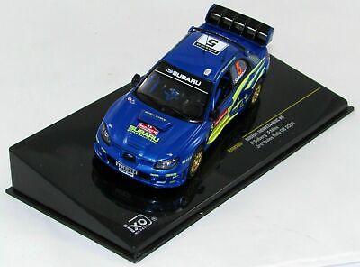 IXO modals Subaru Impreza WRC #5 1:43 Die Cast Metal