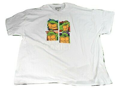 Teenage Mutant Ninja Turtles Mens Good Looks Run In My Family Shirt New 4XL, 5XL](Ninja Turtle Family)