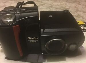 Nikon coolpix 4500 digital camera  hardly used Bateman Melville Area Preview