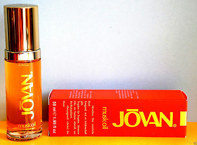Moschus Duft (JOVAN  musk oil  Eau de Parfum EdP   Moschus Duft 59 ml  )
