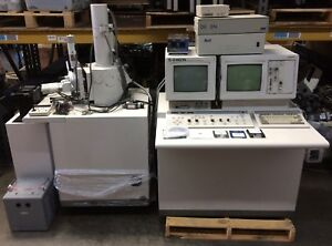 Hitachi S-2460N Scientific Scanning Electron Microscope Controller System
