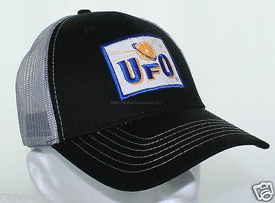 UFO Beer - Harpoon Brewery White Logo Baseball, Trucker Style Cap Hat - New