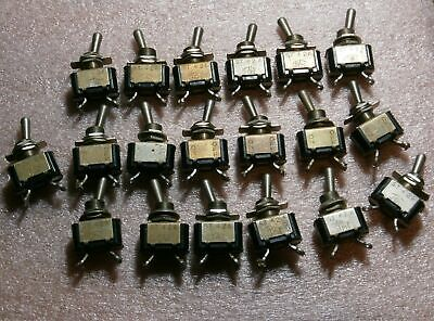 Vintage Jbt St42a Toggle Switch Onoff