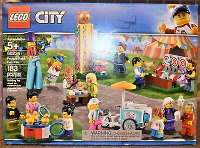 Lego City People Pack Fun Fair #60234 - NEW SEALED