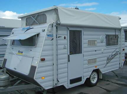 LIKE  NEW  - EASY TO TOW  - IDEAL TOURER Newington Auburn Area Preview