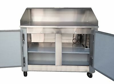 Cooltech 2-door Refrigerated Pizza Dough Retarder 60