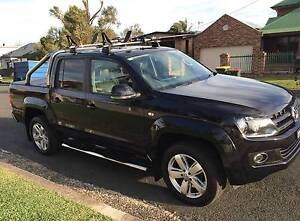 2013 Volkswagen Amarok Highline Dual cab Ute Woonona Wollongong Area Preview